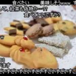 (コメ付き)羊毛フェルトクッキーを作ってみた【食べられません】