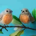 Needle Felting for Beginners – How To Make A Felted Bird